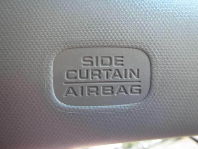 ★サイド・サイドカーテンエアバッグ★側面からの衝突の衝撃を緩和してくれます。安全装備が充実しています!