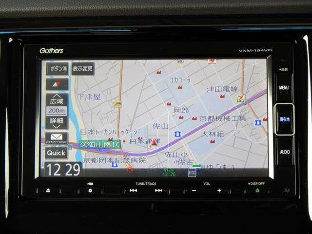 G SSパッケージII デモ車ETCナビRカメラ地デジHID(2枚目)