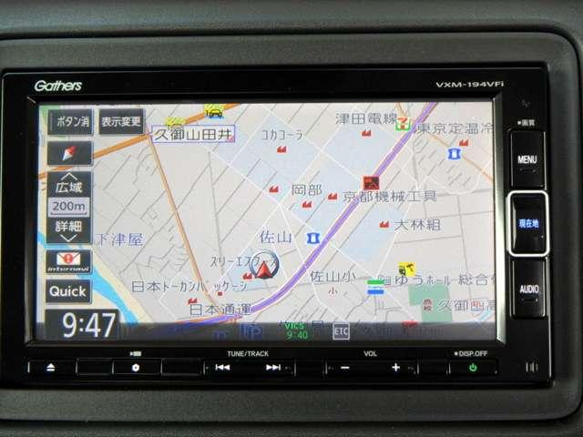 X・ホンダセンシング デモ車ETCナビRカメラ地デジLEDア(2枚目)