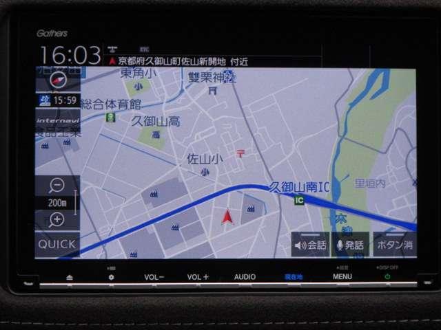 ハイブリッドRS・ホンダセンシング デモ車ETCナビRカメラ(2枚目)