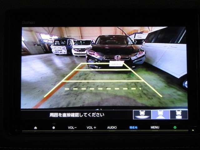 ハイブリッドRS・ホンダセンシング デモ車ETCナビRカメラ(3枚目)