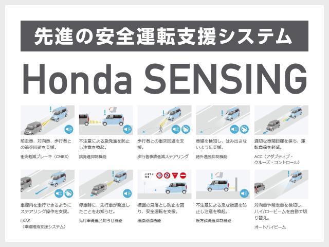 Fパッケージ コンフォートエディション ホンダセンシング・シ(22枚目)