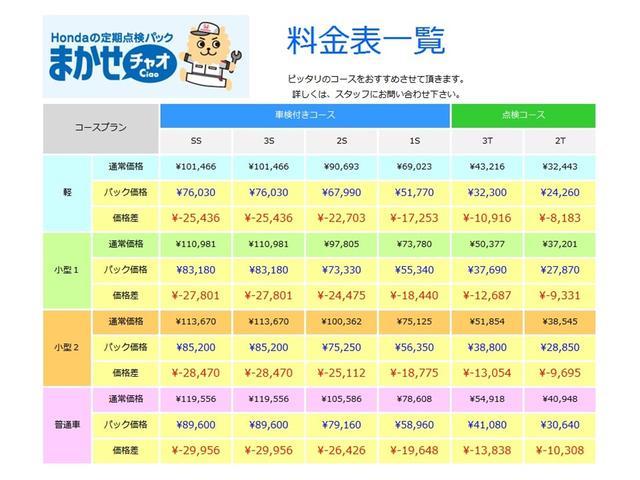 Fパッケージ コンフォートエディション ホンダセンシング・シ(35枚目)