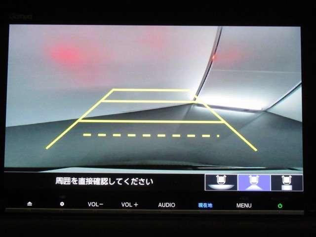 RS・ホンダセンシング 8インチナビ ETC LED ドラレコF/R(12枚目)