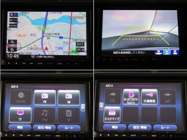 ハイブリッド ホンダセンシング 社用車 ナビ フルセグ ETC Bluetooth(11枚目)