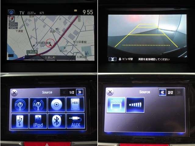 LX ナビ バックカメラ ETC アルミホイール(6枚目)