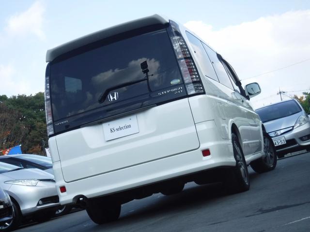 ホンダ ステップワゴン スパーダ24T 電動スラ Bカメラ HID