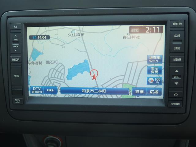 TSI ハイライン HDDナビ フルセグ Bカメ HID(10枚目)