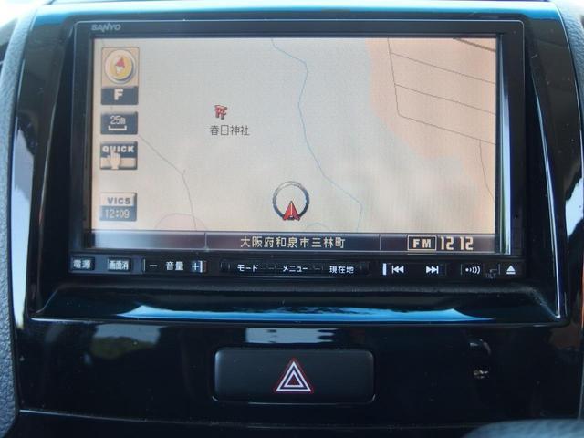 TS 両側電動 HDDナビ フルセグ HID 純正アルミ(11枚目)
