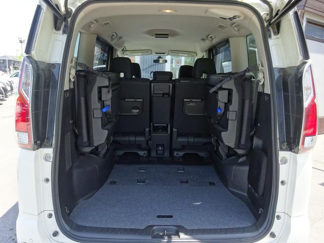 ハイウェイスター エマージェンシーブレーキ アラウンドビューモニター シートヒーター SDナビ 両側電動スライドドア Bluetooth(13枚目)