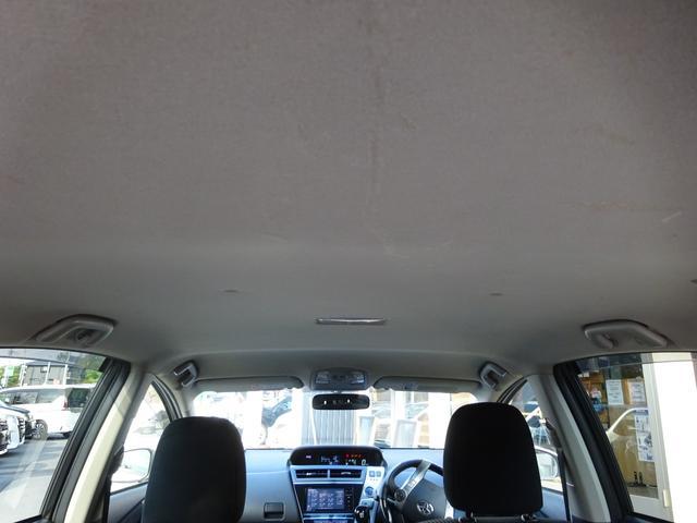 Sツーリングセレクション H27 トヨタ プリウスa  Bluetooth プッシュスタート オートライト オートエアコン ETC バックカメラ パワーウインドウ 電格ミラー 1年保証(11枚目)
