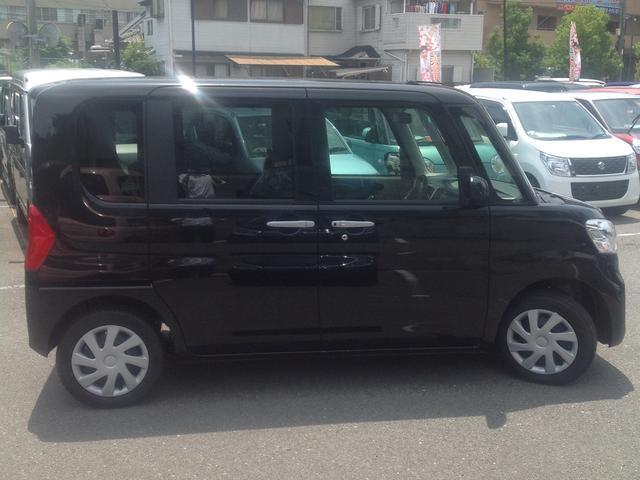 ダイハツ タント X SAIII 軽自動車 キーフリー シートヒーター