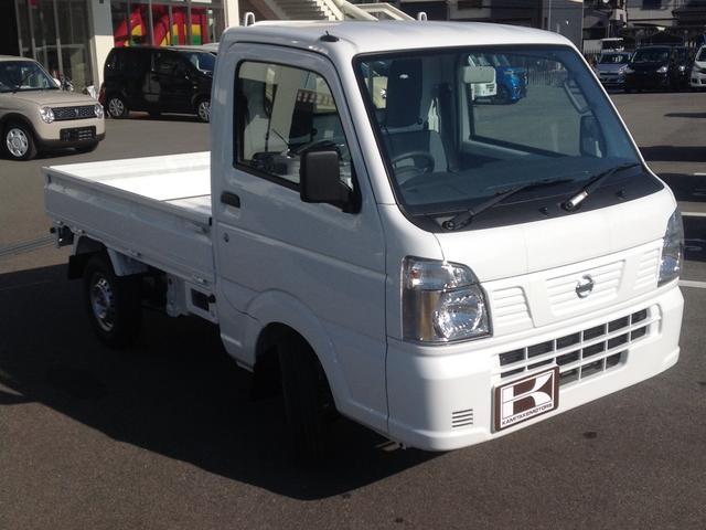 DX 軽自動車・トラック・フロア5速マニュアル(2枚目)