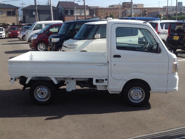 DX 軽自動車・トラック・フロア5速マニュアル(4枚目)