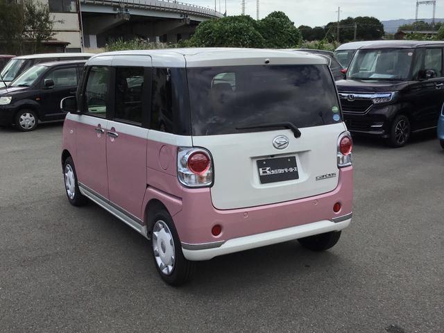 「ダイハツ」「ムーヴキャンバス」「コンパクトカー」「奈良県」の中古車9