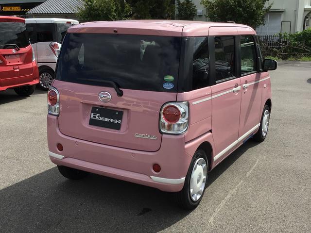 「ダイハツ」「ムーヴキャンバス」「コンパクトカー」「奈良県」の中古車8
