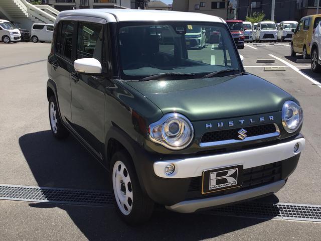 「スズキ」「ハスラー」「コンパクトカー」「奈良県」の中古車6