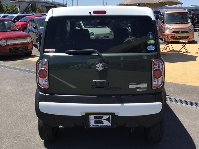 「スズキ」「ハスラー」「コンパクトカー」「奈良県」の中古車7