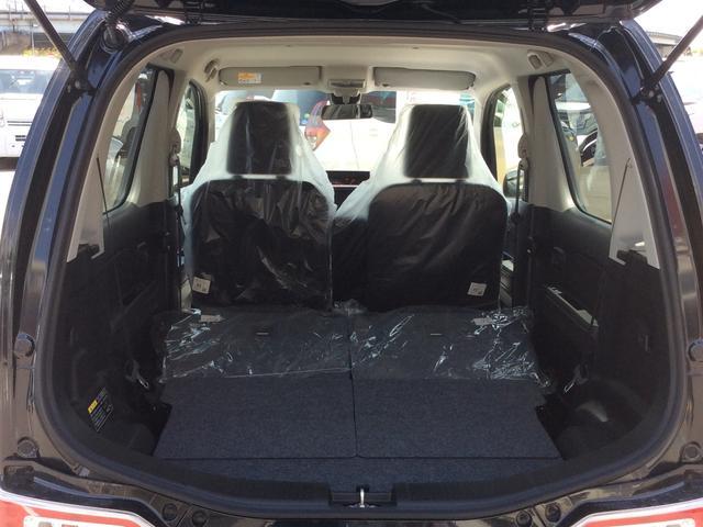 FA FA(4名)軽自動車・キーレス・電動格納ミラー 横滑り防止装置 ABS 衝突軽減ブレーキ 届出済未使用車 ベンチシート フルフラット クリアランスソナー エアコン エアバック 禁煙車(20枚目)