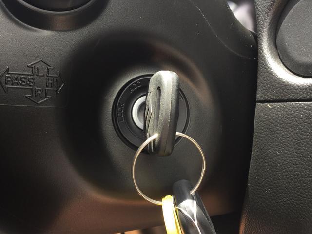 FA 横滑り防止装置 ABS キーレスキー 衝突軽減ブレーキ 届出済未使用車 ベンチシート 電動格納ミラー フルフラット クリアランスソナー エアコン エアバック イモビライザー オートライト パワステ(4枚目)