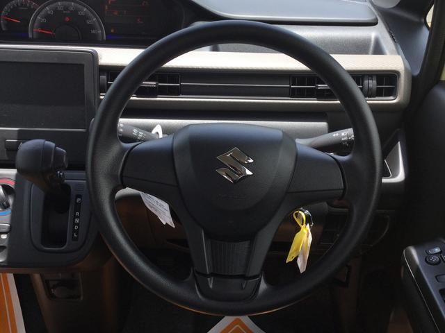FA 横滑り防止装置 ABS キーレスキー 衝突軽減ブレーキ 届出済未使用車 ベンチシート 電動格納ミラー フルフラット クリアランスソナー エアコン エアバック イモビライザー オートライト パワステ(13枚目)