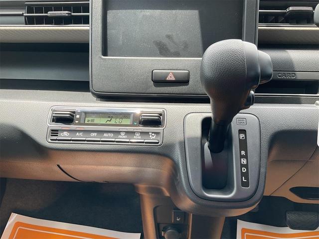 ハイブリッドFX ブラック内装 スマートキー シートヒーター WエアB ABS キーレス アイドリングストップ オートライト コーナーセンサー 衝突被害軽減ブレーキ装着車 AAC 横滑り防止 記録簿 電動格納ミラー(9枚目)