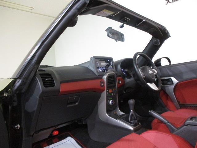 エクスプレイ 5M/T LEDヘッドライト CD/USB/AUXステレオ ETC車載器 キーフリーキー プッシュスタート 電動ルーフ 16インチアルミホイール(14枚目)