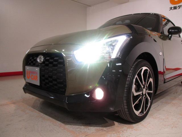 エクスプレイ 5M/T LEDヘッドライト CD/USB/AUXステレオ ETC車載器 キーフリーキー プッシュスタート 電動ルーフ 16インチアルミホイール(36枚目)