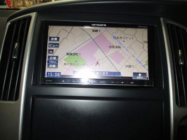 日産 セレナ 20S ナビ TV コーナーセンサー ETC