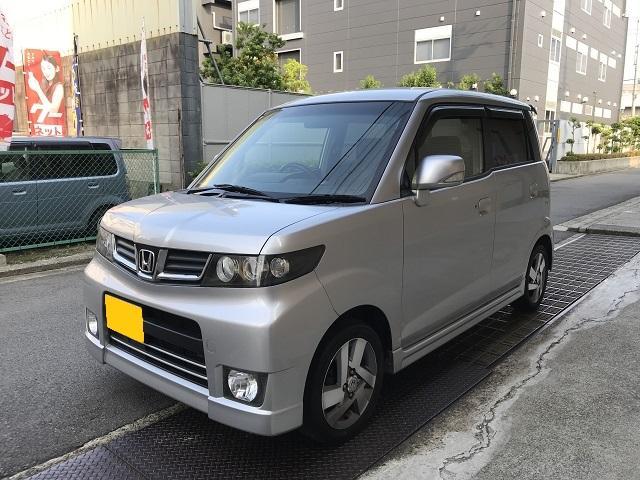 W HDDナビ TV バックカメラ 禁煙車(7枚目)