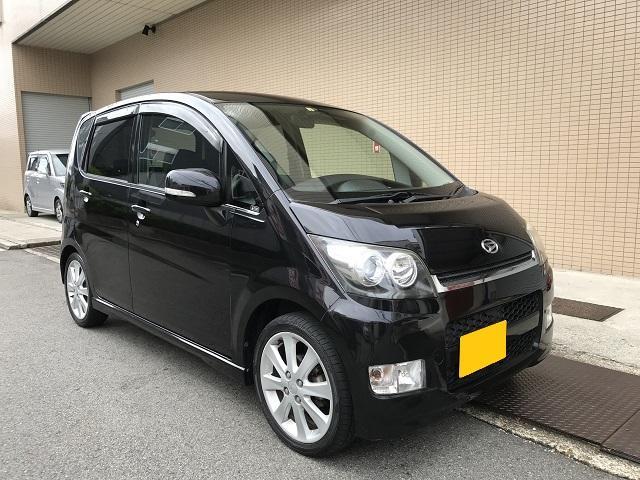 「ダイハツ」「ムーヴ」「コンパクトカー」「兵庫県」の中古車6