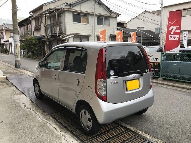 Fターボ 純正ナビ 電格ドアミラー 禁煙車(9枚目)