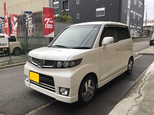 「ホンダ」「ゼストスパーク」「コンパクトカー」「兵庫県」の中古車7
