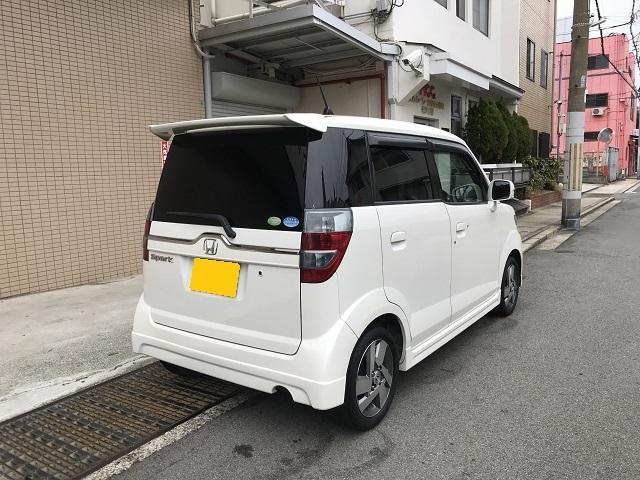 「ホンダ」「ゼストスパーク」「コンパクトカー」「兵庫県」の中古車8