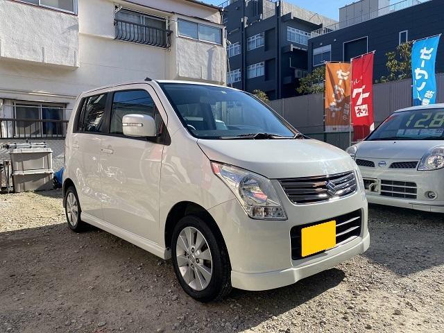 「スズキ」「ワゴンR」「コンパクトカー」「兵庫県」の中古車6