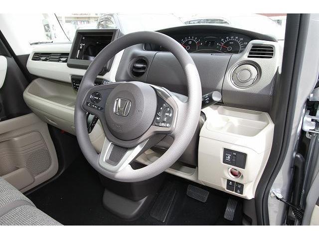 G・Lホンダセンシング 軽自動車 届出済未使用車 衝突被害軽減ブレーキ アイドリングストップ スマートキー LEDヘッドライト 電動スライドドア オートエアコン(26枚目)