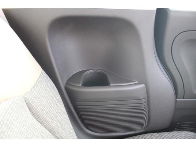 G 軽自動車 届出済未使用車 衝突軽減ブレーキ搭載 オートエアコン Wエアバッグ 両面スライドドア ABS パワーウィンドウ パワステ(25枚目)