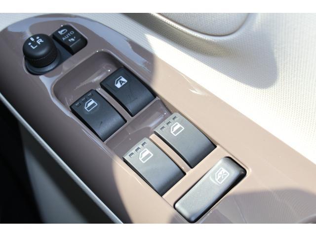 Xメイクアップリミテッド SAIII 軽自動車 届出済未使用車 衝突軽減ブレーキ搭載 寒冷地仕様 オートエアコン 両側パワースライドドア ABS エアバッグ キーレスエントリー(34枚目)