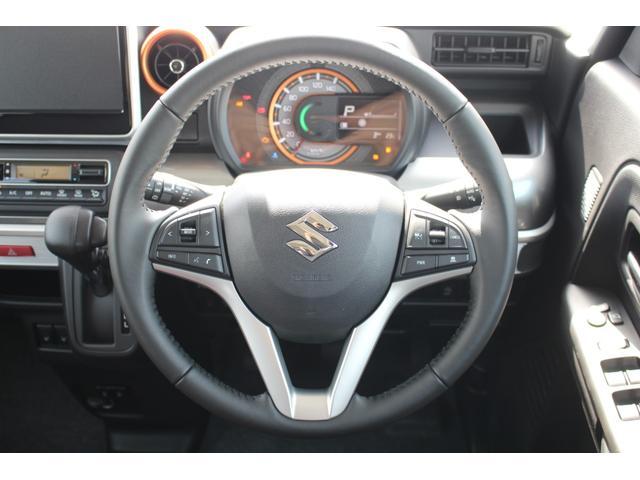 ハイブリッドXZ 軽自動車 届出済未使用車 衝突被害軽減ブレーキ 両側電動スライドドア オートエアコン キーレス アルミホイール パワステ パワーウィンドウ(24枚目)