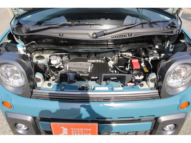 ハイブリッドXZ 軽自動車 届出済未使用車 衝突被害軽減ブレーキ 両側電動スライドドア オートエアコン キーレス アルミホイール パワステ パワーウィンドウ(41枚目)
