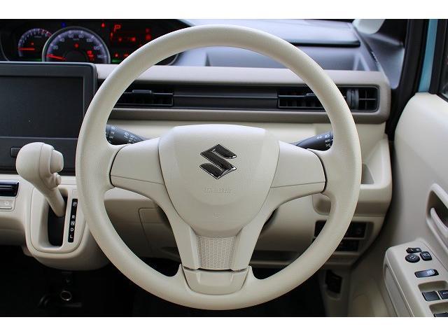 ハイブリッドFX 軽自動車 衝突被害軽減ブレーキ エアバッグ アンチロックブレーキシステム パワステ パワーウィンドウ オートエアコン 内装ベージュ(15枚目)
