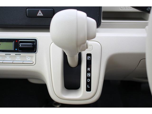 ハイブリッドFX 軽自動車 衝突被害軽減ブレーキ エアバッグ アンチロックブレーキシステム パワステ パワーウィンドウ オートエアコン 内装ベージュ(17枚目)