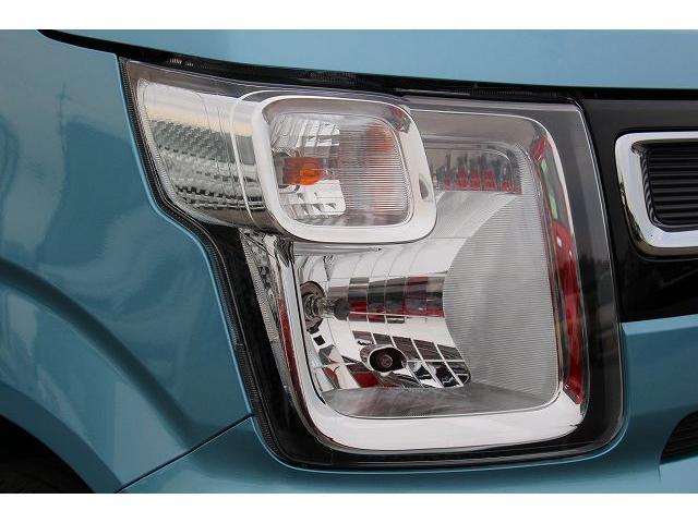ハイブリッドFX 軽自動車 衝突被害軽減ブレーキ エアバッグ アンチロックブレーキシステム パワステ パワーウィンドウ オートエアコン 内装ベージュ(23枚目)