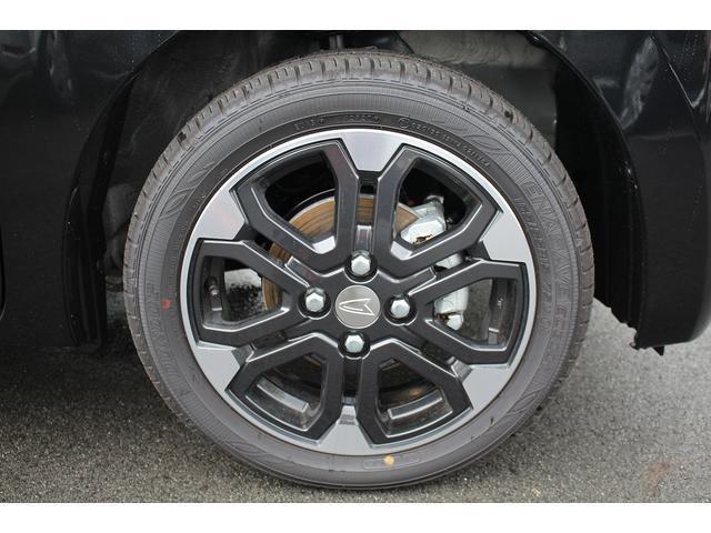 GターボリミテッドSAIII 軽自動車 届出済未使用車 衝突被害軽減ブレーキ プッシュスタート LEDヘッドランプ&フォグ パノラマ対応カメラ付き AW(11枚目)
