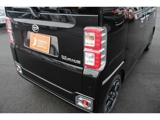 GターボリミテッドSAIII 軽自動車 届出済未使用車 衝突被害軽減ブレーキ プッシュスタート LEDヘッドランプ&フォグ パノラマ対応カメラ付き AW(25枚目)