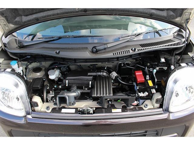 ハイブリッドG 軽自動車 届出済未使用車 衝突被害軽減ブレーキ アイドリングストップ キーレスエントリー アンチロックブレーキシステム 両側スライドドア オートエアコン(20枚目)