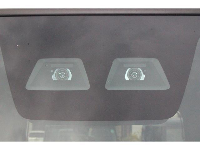 GターボリミテッドSAIII 軽自動車 届出済未使用車 衝突被害軽減ブレーキ プッシュスタート エコアイドル LEDヘッドライト&フォグ 両側パワースライドドア パノラマモニター対応カメラ(14枚目)