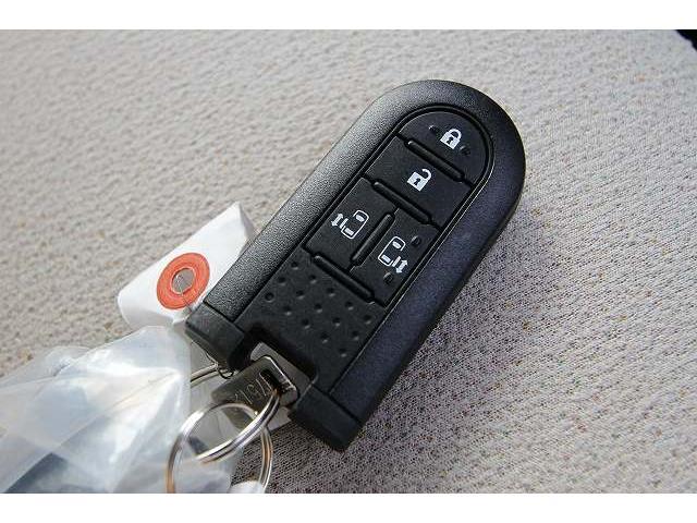 Gメイクアップリミテッド SAIII 軽自動車 届出済未使用車 衝突被害軽減ブレーキ パノラマモニター対応カメラ付 両側電動スライドドア LEDヘッドライト プッシュスタート(19枚目)
