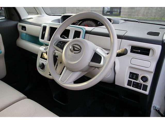 Gメイクアップリミテッド SAIII 軽自動車 届出済未使用車 衝突被害軽減ブレーキ パノラマモニター対応カメラ付 両側電動スライドドア LEDヘッドライト プッシュスタート(22枚目)