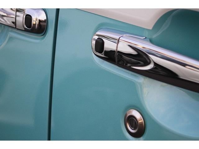 Gメイクアップリミテッド SAIII 軽自動車 届出済未使用車 衝突被害軽減ブレーキ パノラマモニター対応カメラ付 両側電動スライドドア LEDヘッドライト プッシュスタート(25枚目)